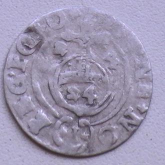 Півторак 1624 р Польща Срібло Полторак 1624 г Польша Серебро