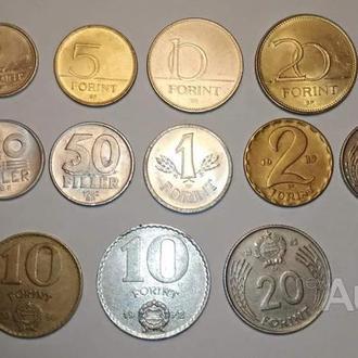 Венгрия 15 штук