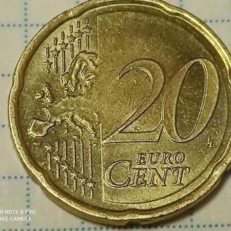 ГЕРМАНИЯ, 20 центов 2009 d