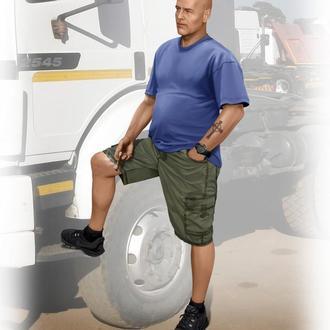 Master Box 24043 Truckers series. Jimmy (Tex) Haywood 1/24