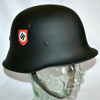 Каска пожарника М-34