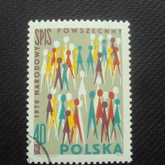 Польша гаш. 1970г.