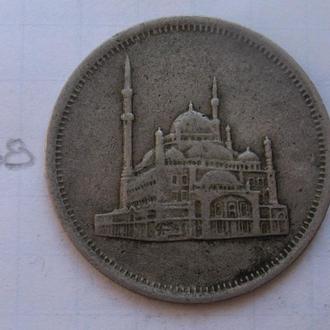 ЕГИПЕТ 10 пиастров 1984 г. (мечеть).