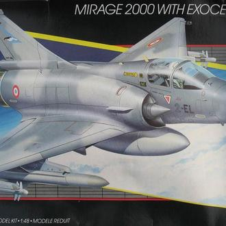Mirage 2000 with Exocet 1:48 Monogram