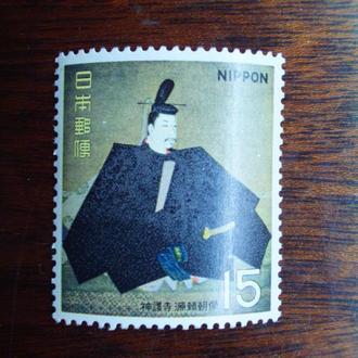 Япония.1968г. Камакура. Шогун. MNH