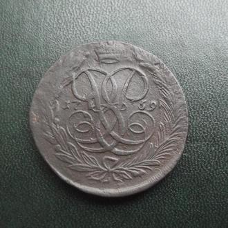 5копеек 1759г.