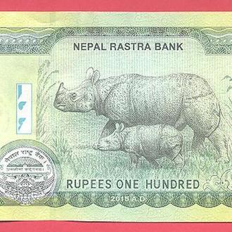 Боны Азия Непал 100 рупий 2008 г.