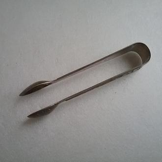 Щипцы для сахара серебро