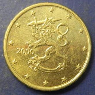 10 євроцентів 2000 Фінляндія