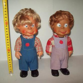 Игрушка кукла заводная про-во СССР