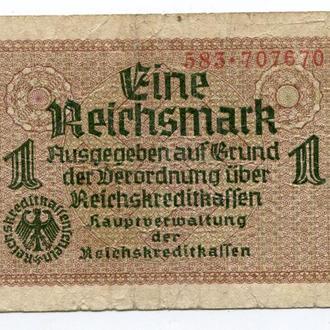 1 райхсмарка 1939 р.