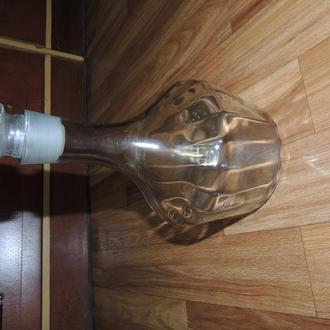 Советский графин с притертой пробкой СССР для вина как новый