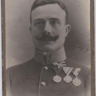 Фото Австриец С Российским Орденом Св. Станислава (35)
