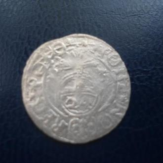 полторак-Сигизмунд III (1624г-серебро)