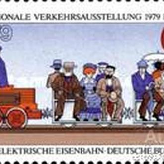 Германия 1979 MNH