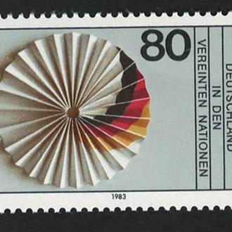Германия ФРГ - юбилей 1983 - Michel Nr. 1185 **