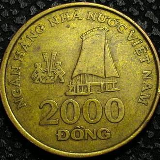 Вьетнам 2000 донг 2003 год СОСТОЯНИЕ!!!!