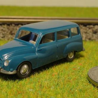 (1653) авто для макета ж/д в масштабе H0 (1:87)