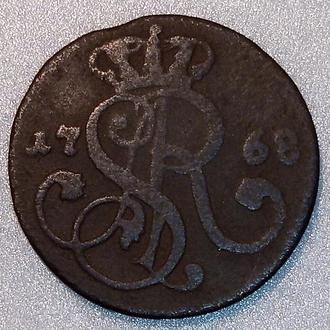 Грош 1768