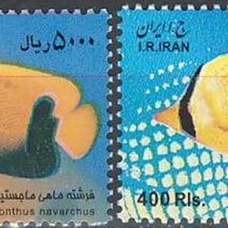 фауна Иран-2010 рыбы, стандарт