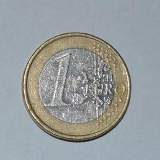 Германия 1 Евро 2002