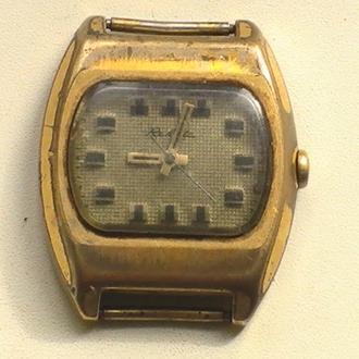 Часы наручные Ракета AU 10+ Позолота СССР Годинник Ракета AU 10+ Позолота СРСР