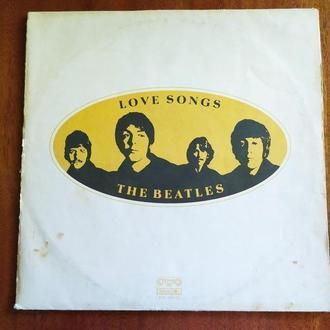 Битлз The Beatles Love songs 2 LPs Болгария
