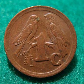ЮАР 1 цент 1992