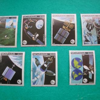Никарагуа 1981   Космос *