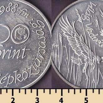 ВЕНГРИЯ 500 ФОРИНТОВ 1988
