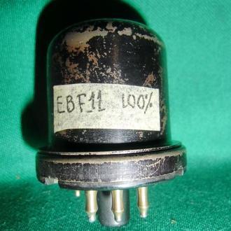 Радиолампа  EBF11