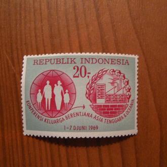 Індонезія,1969