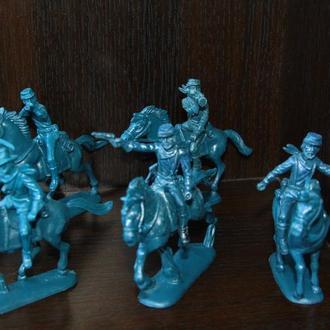 седьмая кавалерия США (Atlantic) №1204 60мм