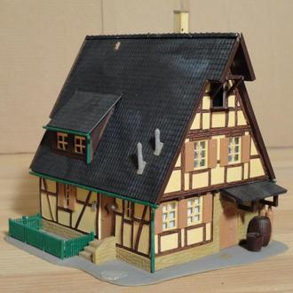 (1472) строение для макета в масштабе TT ~ H0 (1:87)