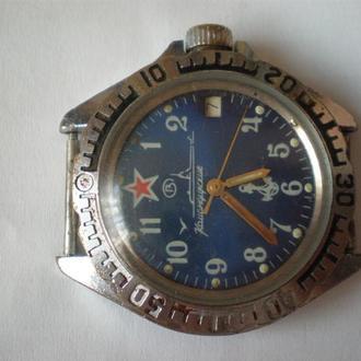 часы Восток Командирские рабочий баланс 14059