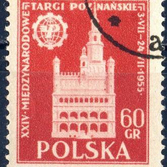 Польша. Архитектура (концовка) 1955 г.