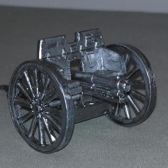 Германский артиллерийский  расчет, 1914-1918, 28 мм, олово