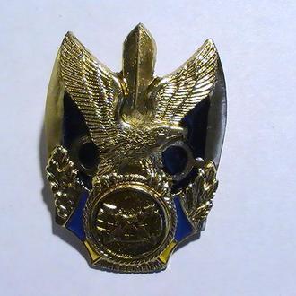 Знак родов войск  Вооруженных сил Украины.