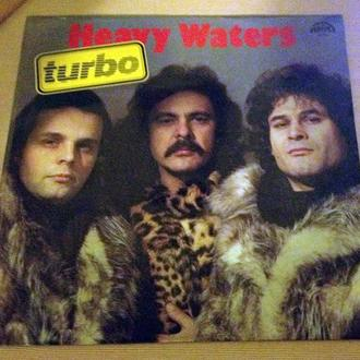 Heavy Waters - Turbo