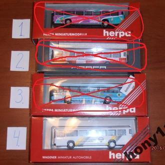 Автобусы Herpa M 1:87 H0