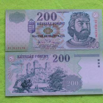Венгрия 2000 форинтов 2003-2007 UNC