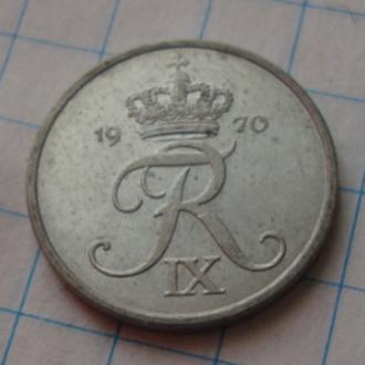 Дания 1 эре - 1970