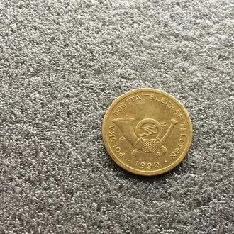 Телефонный жетон, Польша 1990 год (151)