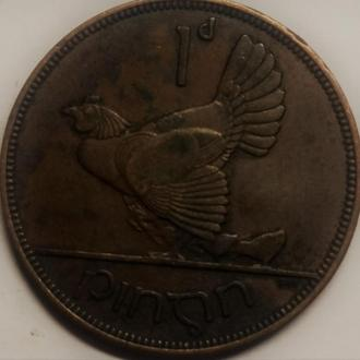 Ирландия 1 пенни 1937 год
