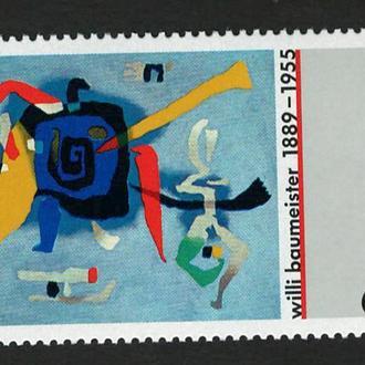 Германия ФРГ - искусство 1989 - Michel Nr. 1403 **