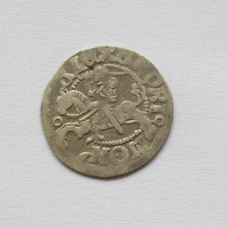 полугрош 1501-1506гг Александр Ягелончик , Литва, Вильно (А6)