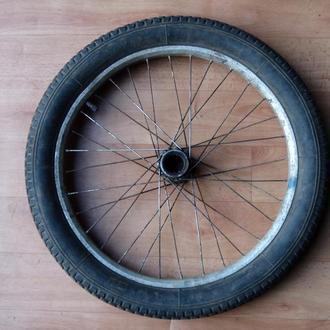 Колеса малого велосипеда . 2 .