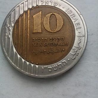 Монета Израэля