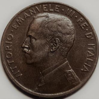 Италия 2 чентезимо 1917 год СОСТОЯНИЕ!!!