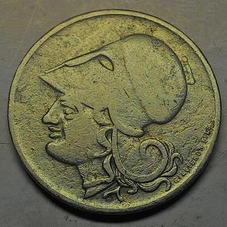 Греция 50 лепта 1926 г